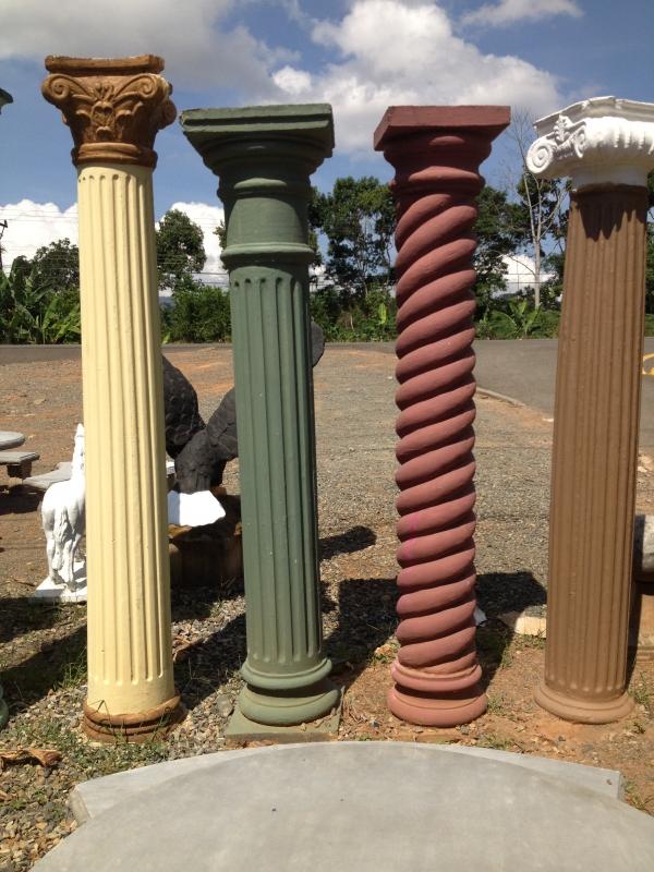 Columnas y molduras roma san isidro de el general costa for Pilares y columnas
