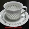 product - Porcelain Coffee and Tea Cup for Wholesale